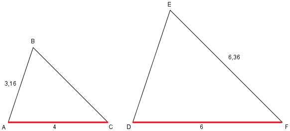 Ensvinklede trekanter 2