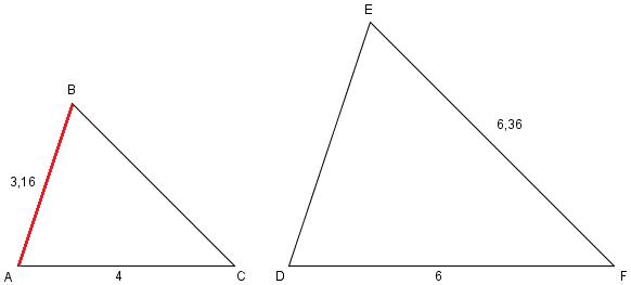 Ensvinklede trekanter 3
