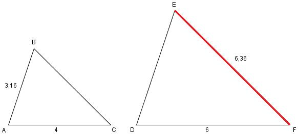 Ensvinklede trekanter 4