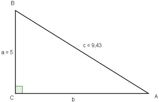 Retvinklet trekant 5 artikel