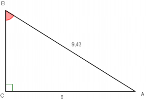 Retvinklet trekant 2