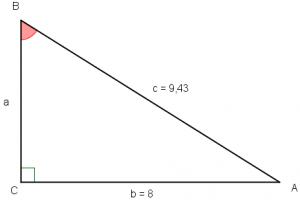 Retvinklet trekant 3