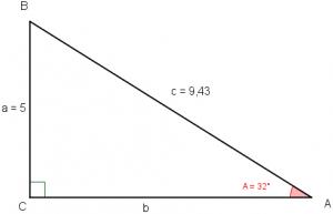 Retvinklet trekant 32 artikel