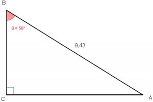 Retvinklet trekant 40 artikel