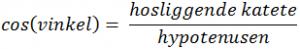 Retvinklet trekant 43 artikel