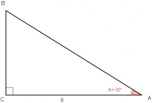 Retvinklet trekant 50 artikel