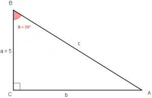 Retvinklet trekant 57 artikel