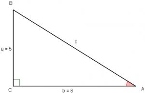 Retvinklet trekant 62 artikel