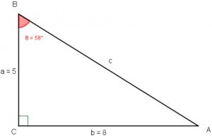 Retvinklet trekant 64 artikel
